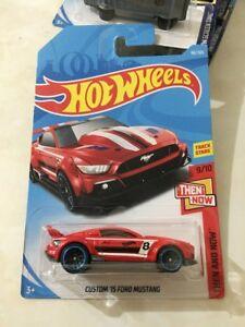 Hot-wheels-Hotwheels-Custom-15-Ford-Mustang-2018-NEW