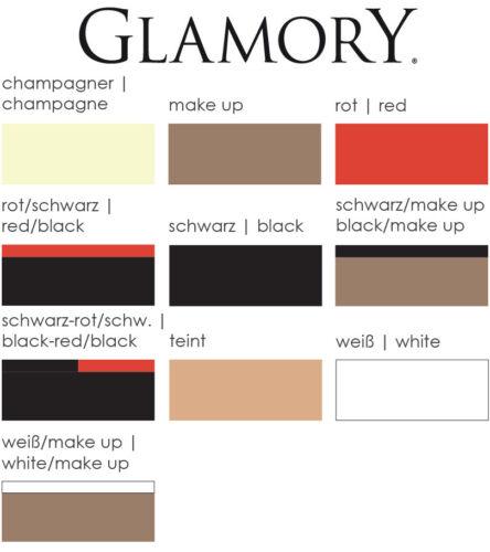 40-62 in 4 Farben G-50129 20 Strumpfhose Gr GLAMORY Ouv
