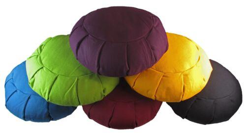 NEW FREE SHIPPING!!! Cotton Meditation Cushion With Organic Cotton Stuffing