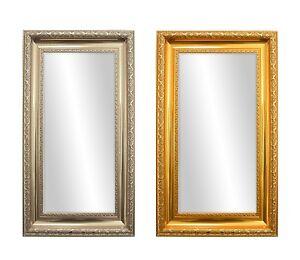 Das Bild Wird Geladen Wandspiegel 66x41 Cm Facettenschliff Spiegel ELEGANT  Wohnzimmer Deko