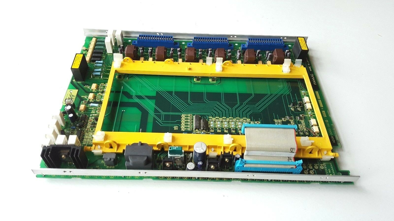 Fanuc A20b 2000 0220 02a Servo Pcp Board Pzo Ebay Prototype Pcb Printed Circuit Breadboard Protoboard 1200 Points