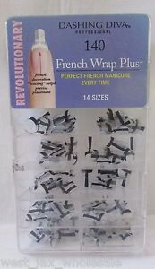 Dashing-diva-French-Manicure-Wrap-Plus-Thin-frances-negro-banda-140-clavos-DFW13