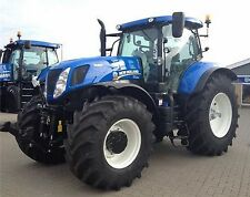 New Holland T7.220-T7.235-T7.250-T7.260-T7.270 Tractors - Workshop/Repair Manual