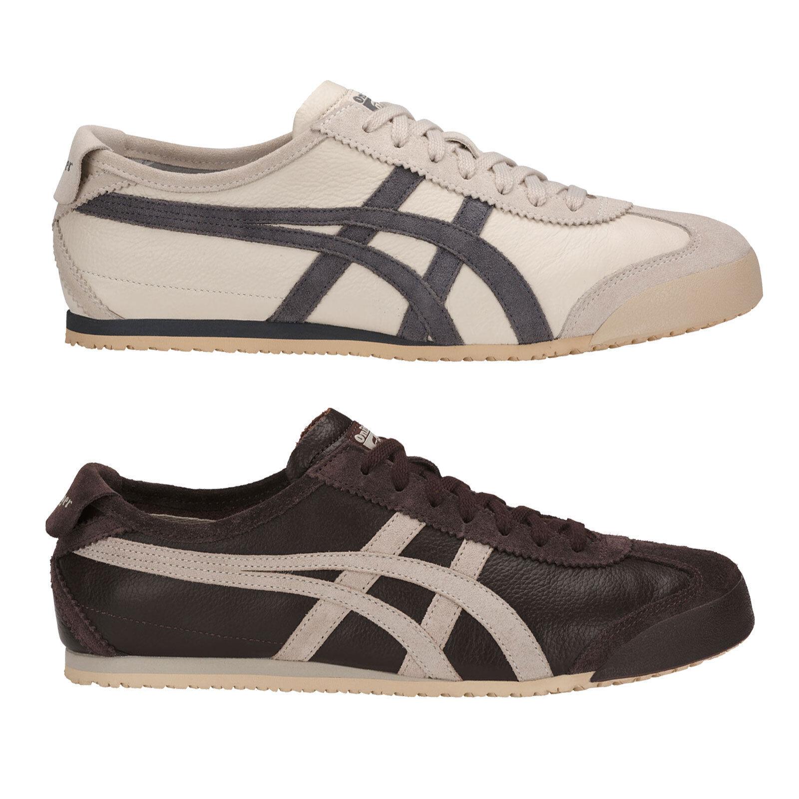 Onitsuka Tiger Mexico 66 Vin   Vintage Herren-Schuhe asics Turnschuhe Sneaker