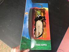 "New In Original Box Walt Disney James and the ""Giant Peach"" Grass Hopper Doll-"