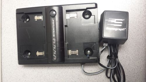 Stenograph Battery Dual Charger