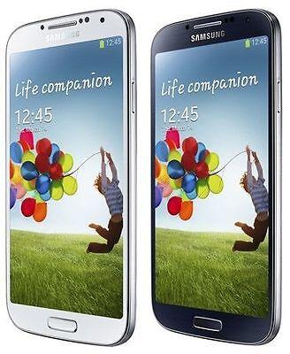 3 day's shipping New Samsung Galaxy S4 Mini GT-I9195 8MP 4G Smartphone Black