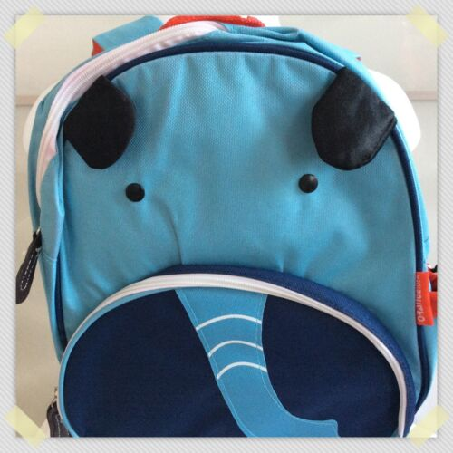 New ChildrensnAnimal Zoo Backpack-ElephentKids  School Bag-UK Seller