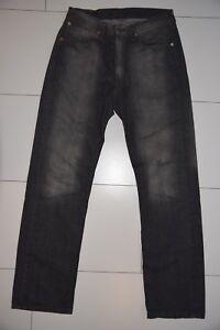 Levis-Jeans-751-schwarz-W33-L34-gerade-Zustand-sehr-gut-21117-267