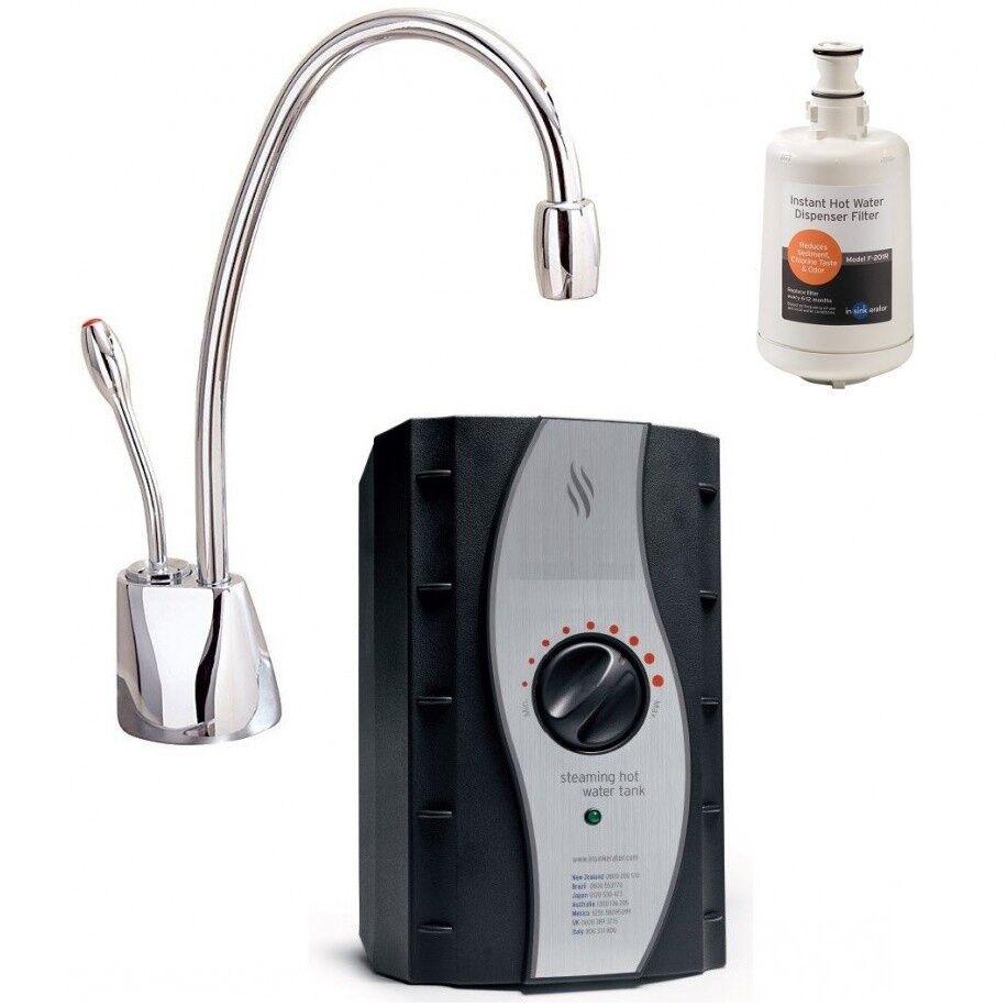CE InSinkErator Filter & Tank Kit | 3573 Instant Boiling Hot Water ...