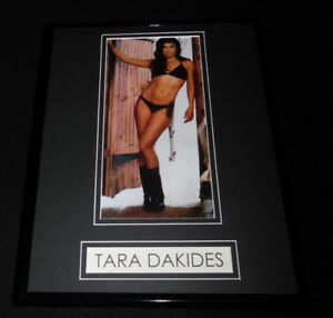 Tara-Dakides-Framed-11x14-Bikini-Photo-Display