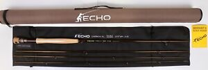 Echo-Carbon-XL-Euro-Nymph-Fly-Rod-10-039-4-WT-FREE-FAST-SHIPPING