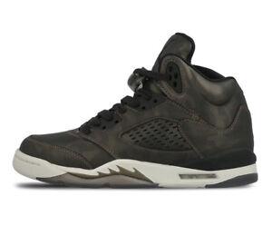 6aeb61feff144 Grade School Youth Size Nike Air Jordan Retro 5 Premium Heiress Camo ...