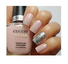 Cuccio Colour LEFT MY HEART IN SAN FRANCISCO Pale Pink Nail Polish Color Lacquer