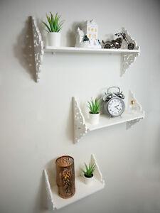 3pc-Floating-Wall-Mounted-Ornate-Decorative-Wall-Shelves-Shabby-Chic-Wall-Shelf