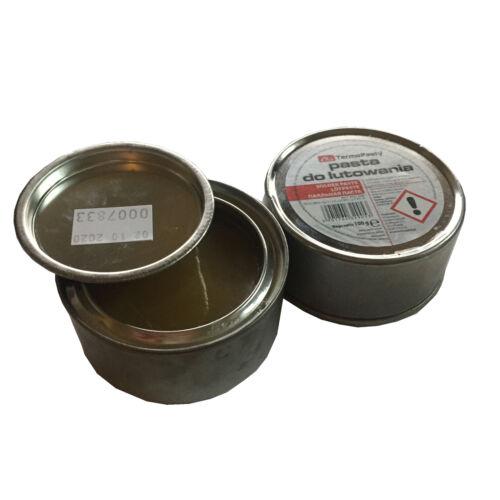 100 g Colophane Souple Pâte Kolofonium colophony Brasage Fondant Balsamharz