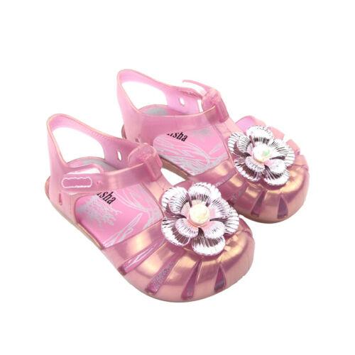 Shoes for Girl Summer Cartoon Cute Glitter Gladiator Jelly Sandals Toddler Kids