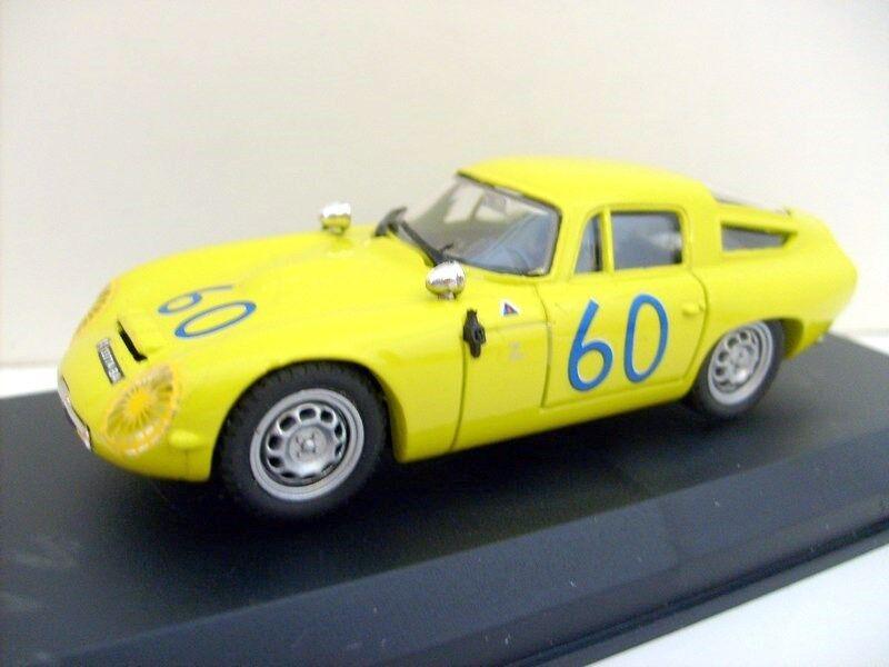 Alfa Romeo TZ1 Targa Florio 1965 Benini-Flora 9061 1 43 Best modello fatto