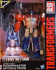 HASBRO® B6461 Transformers Generations Leader Powermaster Optimus Prime & Apex