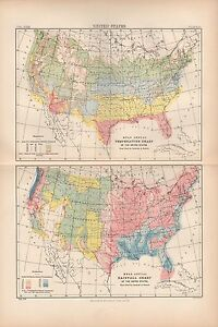 Details about 1880 ca ANTIQUE MAP-UNITED STATES, TEMPERATURE, RAINFALL on us map 1865, us map 1890, us map 1860, us map 1920, us map 1820, us map google earth, us map 1900, us map 1870, us map points of interest, us map 1850, us map 1910, us map 8.5 x 11, us map 1840, us map 13 colonies, us map 1790, us map mo, us map 1830, us map oceans, us map 1800, us map by population,