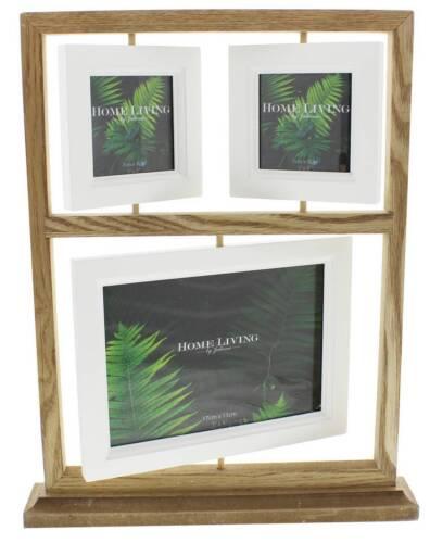 Amazonia Colección de madera suspendida Collage Foto Marco Regalo FW545