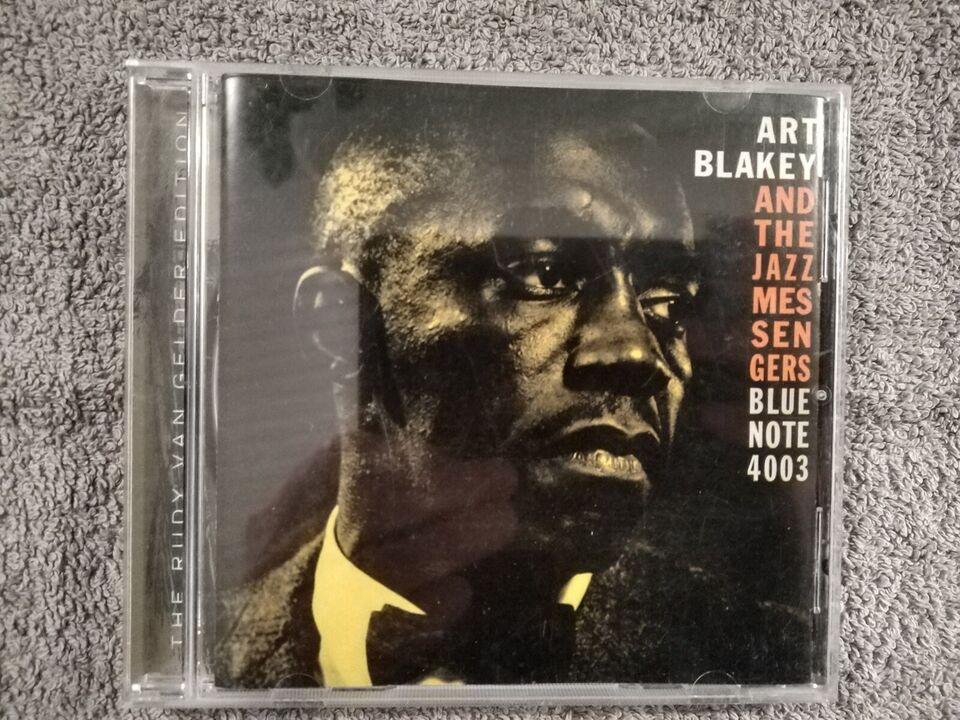 Art Blakey: Blue Note 4003, jazz