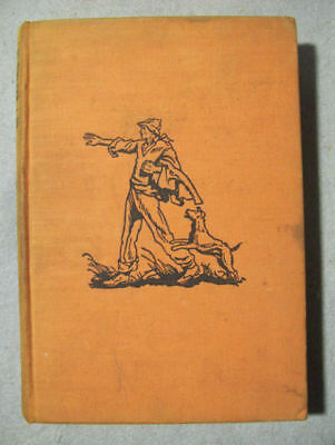Finger -A DOG AT HIS HEEL- 1936 Illustrated HC