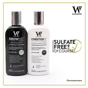 Want-Longer-Hair-Faster-Try-Watermans-Shampoo-amp-Conditioner-Hair-Growth-BOOST