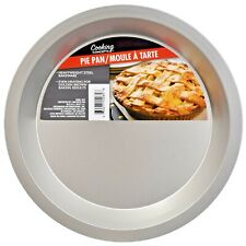 Pie Pan Heavy Weight Steel Bakeware for Even Baking Holiday PIES