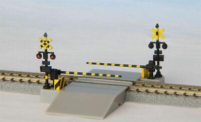 Rokuhan S045-1 Z Scala Ferrovia Crossing Set (jpn Tipo) (1/220 Z Scala)