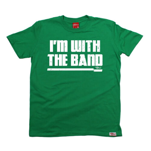 Im With The Banned Member T-SHIRT tee birthday gift fashion group artist concert