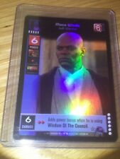 Star Wars CCG Theed Palace  V Rare Cards /& Non Gold Rim Rare 2//2