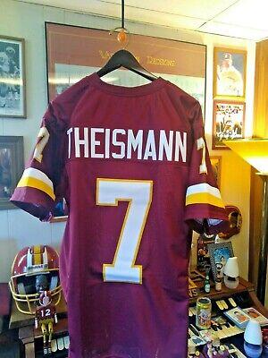 Washington Redskins NEW Joe Theismann Embroidered Jersey - Size XL   eBay