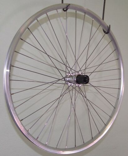 28 inch Rear Wheel holkammerfelge YAK19 Shimano FH-TX500 Silver for Cartridge