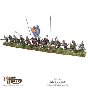 Warlord Games BNIB Montpink Irish (24) WGP-10