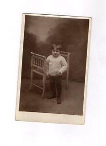 CPA-Carte-postale-ancienne-enfant-a-identifier