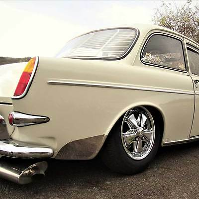 Vw Type 3 Stone Guards Rear For Squareback Notchback Fastback