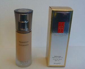 Elizabeth-Arden-Intervene-Makeup-SPF-15-04-Soft-Cream-30ml-Brand-New-in-Box