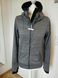 Spielraum Online-Shop Genieße den reduzierten Preis Details zu Neu! Bench Jacke Sportjacke Kapuze 34 36 38 xs s m S grau  schwarz softshell