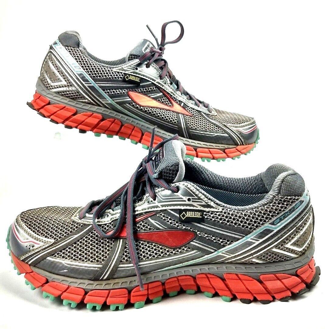 Brooks Mujer 11 hombre hombre hombre 9.5 adrenalina gore-tex 12 Trail Running zapatos gris Gore-Tex S1  tienda de pescado para la venta