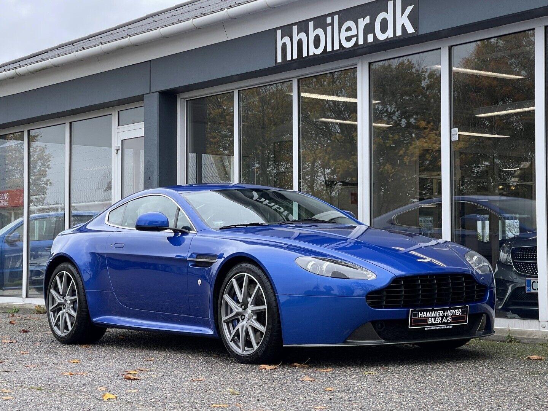Aston Martin V8 Vantage S 4,7 Coupé aut. 2d - 4.530 kr.
