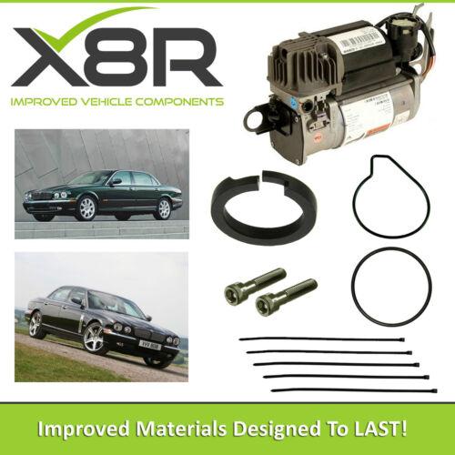 Jaguar XJ Serie Wabco Kompressor Kolben Dichtung /& Trockner Filtration