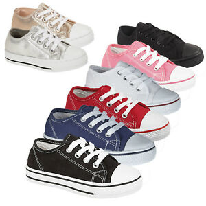 New Toddlers Boys Girls Infants Lace Up
