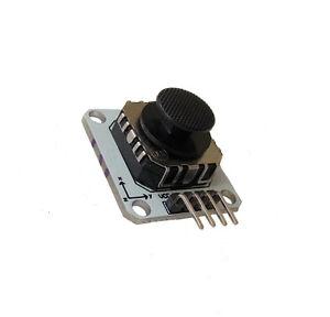 1PCS-New-PSP-2-Axis-Analog-Thumb-GAME-Joystick-Module-3V-5V-For-arduino-PSP-K9