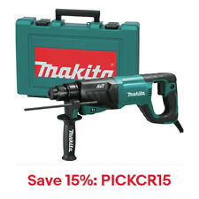"Makita 1"" AVT SDS-Plus D-Handle Rotary Hammer HR2641-R Certified Refurb,PICKCR15"