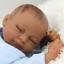 11/'/' Handmade Reborn Dolls Realistic Newborn Real black Baby Boy Baby Gift Toy
