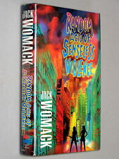 RANDOM ACTS of SENSELESS VIOLENCE - Jack Womack (1993 UK 1st Ed) VG with d/j