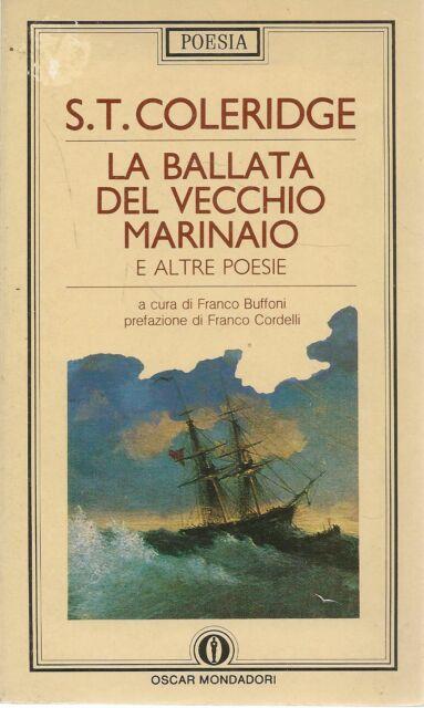 LA BALLATA DEL VECCHIO MARINAIO - S.T. COLERIDGE