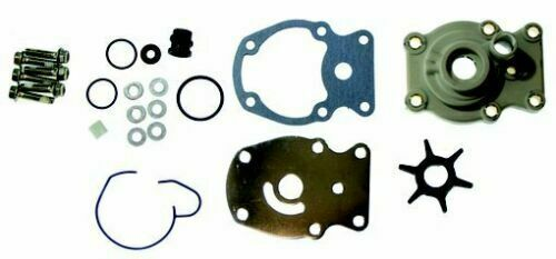 Water Pump Impeller Kit for 20 25 30HP 35HP Evinrude /& Johnson 2-Stroke Outboard