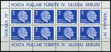 Turkey 1979 SG#MS2677 Ankara Stamp Exhibition MNH M/S Sheet #D40869